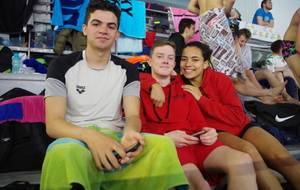 Meeting Occitanie Toulouse - Juniors/Seniors – 50 m –
